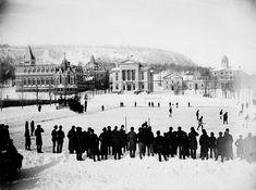 Ice hockey McGill University 1884 - Culture of Canada - Wikipedia