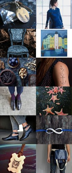 Into the Blue by Ilona Rudolph on Etsy--Pinned with TreasuryPin.com