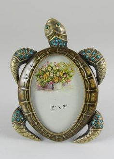 Turtle Picture Frame