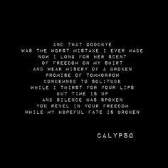 Calypso poetry