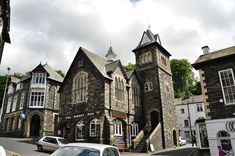 Uk Landscapes, Cumbria, Cathedral, Mansions, House Styles, Building, Travel, Viajes, Manor Houses