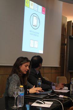 """Ayer estuvimos en la Jornada """"Innovación en la enseñanza de buenas prácticas en rehabilitación energética"""" organizada por la   Fundación Laboral de la Construcción. Más info: http://www.fundacionlaboral.org/"""