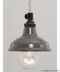 old lampshade | pendant
