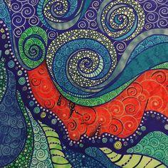 Dreaming of Swirls