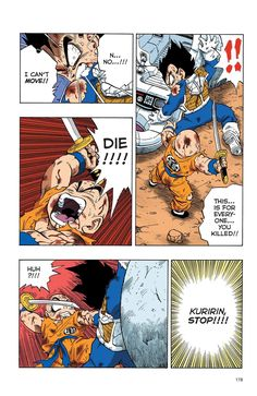 Read Dragon Ball Full Color - Saiyan Arc Chapter 47 Page 4 Online. Son Goku is the greatest hero on Earth. Five years after defeating the demon king Piccolo, he's grown up and had a family--he's married, and he has...