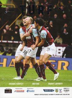 Burnley - Barclays Premier League