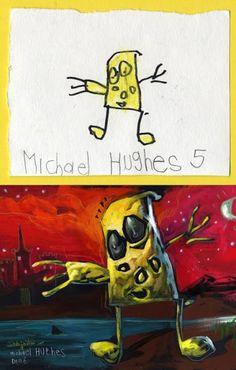 https://frimminjimbits.blogspot.ca/2012/12/drawings-rendered-realistically.html