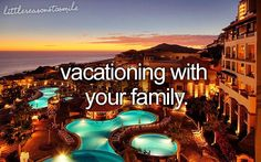 WAY too many trips/vacations to try and remember here. =)