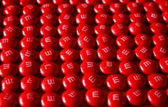 What more can I say....they are M&Ms ......in Red. Anyone remember when the red ones were removed from packaging years ago?
