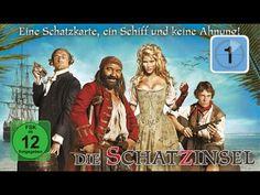 Die Schatzinsel (Abenteuer, Komödie in voller Länge) *HD* #Netzkino #GratisFilm #GanzerFilm #Piraten