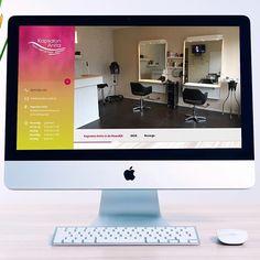 #new #webdesign #hairdresser #westland #kapper #maasdijk #nieuwewebsite #doordaan