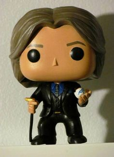 Custom Once Upon a Time Mr. Gold Pop