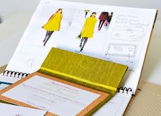 "Design inspiration for the ""Nicole"" Invitation Clutch  www.houseofpapier.com"