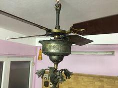 Antique Ceiling Fans, Antiques, Home Decor, Antiquities, Antique, Decoration Home, Room Decor, Home Interior Design, Old Stuff