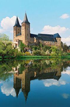 Schloss Rochlitz: Ein Kerkermeister führt hier die Besucher durch den Folterkeller.