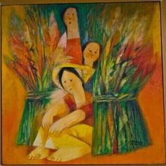 9 Best Paintings By Mauro Malang Images Malang Philippine Art New Artists