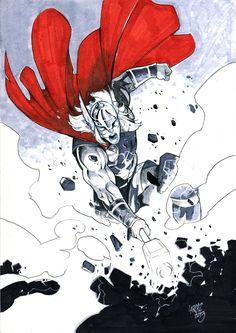 Thor by Pepe Larraz