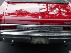 1965 Pontiac Bonneville Convertible - 2 Chrysler Convertible, Pontiac Bonneville, Window Stickers, Aluminum Wheels, Leather Interior, 1960s, Auction, Cars, Window Decals