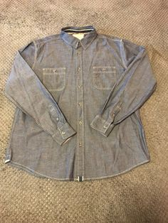 05b4f60f416 WOOLRICH fleece lined corduroy shirt jacket 2XL XXL brown in 2019 ...