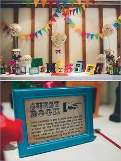 guest book ideas - Great if not perfect text on guest book sign