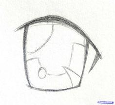 Step by step drawing manga eyes step how i draw anime eyes Easy Anime Eyes, How To Draw Anime Eyes, Manga Eyes, Amazing Drawings, Art Drawings Sketches Simple, Pencil Drawings, Realistic Eye Drawing, Drawing Eyes, Chibi Eyes