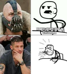 Check out: Bane to beauty. One of our funny daily memes selection. We add new funny memes everyday! Bookmark us today and enjoy some slapstick entertainment! Really Funny Pictures, Funny Pictures With Captions, Funny Pics, New Funny Jokes, Funny Memes, Funny Stuff, Funny Things, Random Stuff, Jokes
