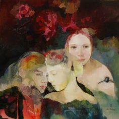 The Woman Gallery: Françoise de Felice - Born 1952