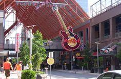 Hard Rock Cafe in Louisville Ky