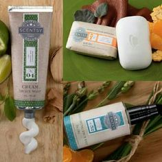 Scentsy's New Line of Men Body Care. www.rosemariefantini.scentsy.us