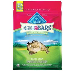 Blue Buffalo Mini Blue Bars Apples and Yogurt Dog Biscuits (6 Pack) -- Check this awesome product by going to the link at the image. (This is an affiliate link and I receive a commission for the sales) #Dogs