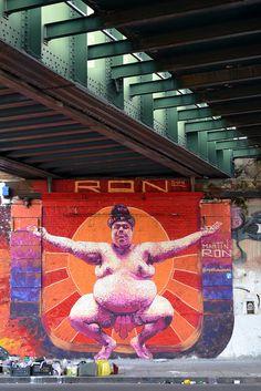 meeting of styles 2011, Martin Ron, Avenida Libertador, Buenos Aires