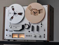Vintage stereo...: AKAI GX-4000D Tape deck