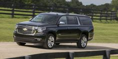 2016 Chevrolet Suburban • New Release @ CarsFeatured.com
