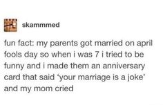 100 Today's Most Funny Memes ( you're marriage is a joke mom cried Funny Shit, Funny Posts, Hilarious, Funny Stuff, Random Stuff, Memes Humor, Really Funny, The Funny, Funny Quotes