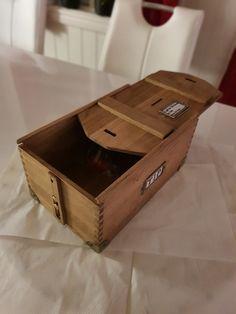 Enkel løsning for dobbelt med låser Suitcase, Box, Snare Drum, Briefcase