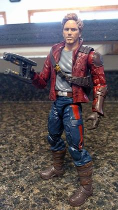Star-Lord (Marvel Legends) Custom Action Figure