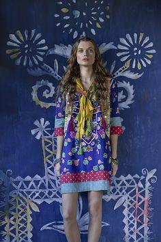 boho style tunic / dress