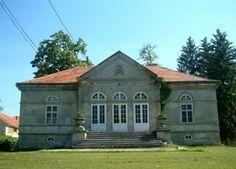 Bishop Haulik mansion, Maksimir park, Zagreb. #Croatia #Zagreb #architecture #Capital #building #design #artdeco #artnouveau #secession #baroque #neobaroque #old #buildings #mansions #vila #Europe #Mirogoj #arcades