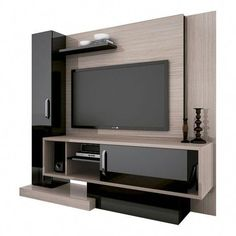 home theater - Resultados da busca AVG Yahoo Search Modern Tv Room, Modern Tv Wall Units, Backdrop Tv, Home Engineering, Tv Unit Decor, Tv Unit Furniture, Living Room Tv Unit Designs, Model House Plan, Muebles Living