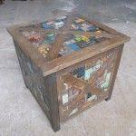 Mozaik Trunks 60 x 60 x H.60