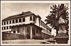 Ivančice - škola 1933 Home Fashion, Mansions, House Styles, Home Decor, Decoration Home, Manor Houses, Room Decor, Villas, Mansion