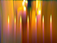 Candles on a String  #deadcameraworks #nikon #glitch  #photo #photography #light #art #prints
