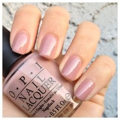 Nail Polish Trends for 2017 Nagellack-Trends für 2017 Opi Nails, Nude Nails, Manicures, Acrylic Nails, Stiletto Nails, Essie, Nail Lacquer, Nail Polish Trends, Opi Polish