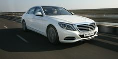 Mercedes-Benz S-Class to be assembled locally