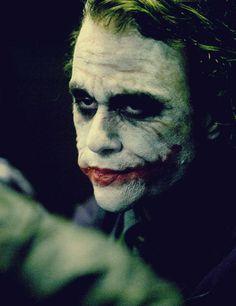 Heath Ledger | The Joker