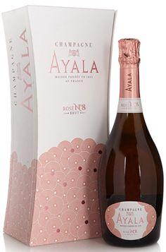 Ayala Rose No.8 75cl