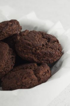 Chocolate Buttermilk Biscuits | ALWAYS EAT DESSERT Homemade Chocolate, Chocolate Flavors, Chocolate Recipes, Biscuits From Scratch, Easy Biscuit Recipe, Homemade Whipped Cream, Chocolate Biscuits, Buttermilk Biscuits, Pastry Blender
