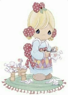 ~~pinned from site directly~~ . Reasons, ideas and Co. Precious Moments Quotes, Precious Moments Coloring Pages, Precious Moments Figurines, Cute Images, Cute Pictures, Magnolia Stamps, Sarah Kay, My Precious, Digi Stamps