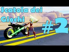 Disney Infinity 3.0 Gameplay ITA Walkthrough #2 - Scatola dei Giochi - PS4 Xbox One - YouTube