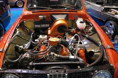 Saab 96 V4 TURBO Vintage Rv, Ford, Car Engine, Cologne, Volvo, 5 Years, Cars And Motorcycles, Rally, Classic Cars